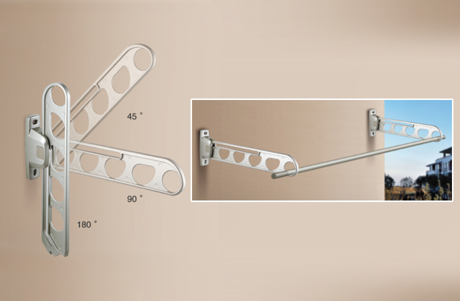 Clothes Hanging Bracket