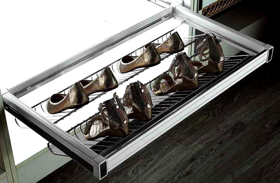 Shoe Rack Soft Close